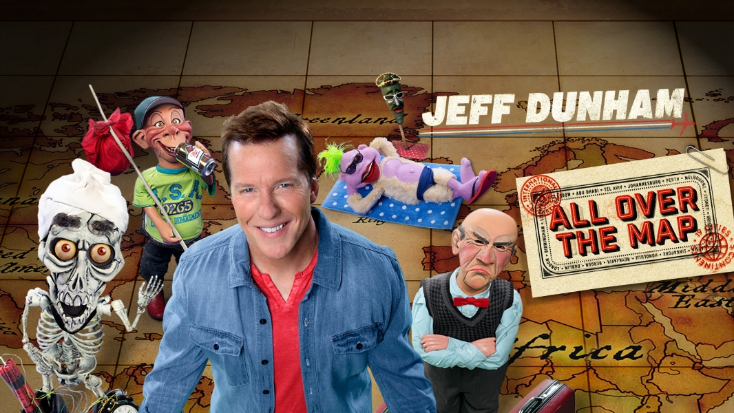 Watch Jeff Dunham: All Over the Map full movie free on ...