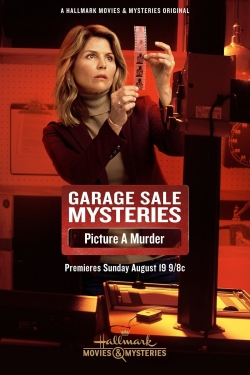 Garage Sale Mysteries: Picture a Murder